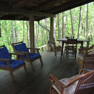 The Back Porch Of My Mind