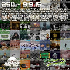 The Bottomless Crates Radio Show 250 - 9/9/15