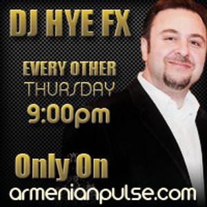 Armenian Pulse Energy Mix