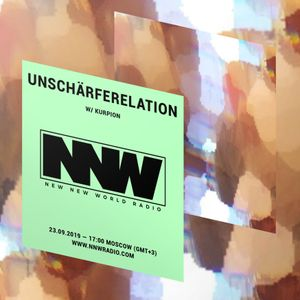 Unschärferelation w/ kuprion - 23rd September 2019