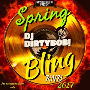 SPRING BLING RNB 2017 / DJ DIRTYBOB