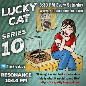 Lucky Cat - 27th June 2015