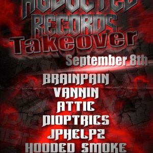 Brainpain live @ Bassface Radio - Abducted Records Takeover, September 8th 2012
