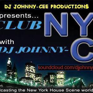 DEEP TRIBAL HOUSE MIX-CLUB*NYC  MIXED BY DJ JOHNNY-''CEE''