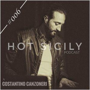 Costantino Canzoneri - Hot Sicily Podcast #006