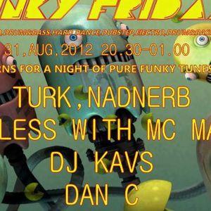 DJ kavs icewarm 31/08/12