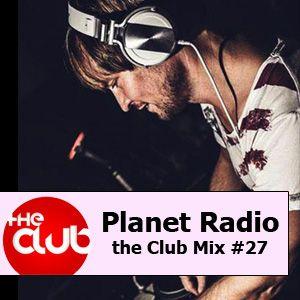 DJ Da Silva - Planet Radio the Club #27 (12-2012)