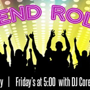 Weekend Roll Out Mix 8-3-12