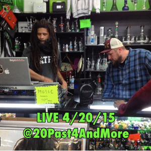 Live at 20 Past 4 And More, 4/20/15
