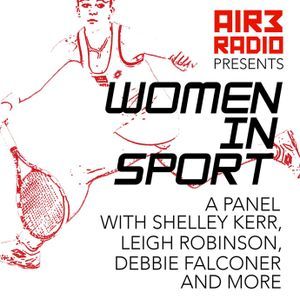 Air3 Radio Women in Sport Panel