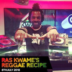 Reggae Recipe - 08/07/18 (Reggae / Dancehall / Bass / Bashment / Afrobeats)
