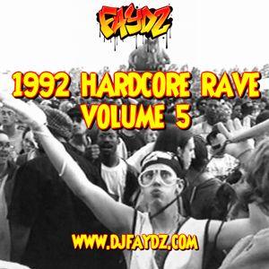 1992 Old Skool Rave Mix #5 - DJ Faydz