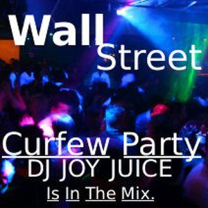 WALL STREET CURFEW PARTY