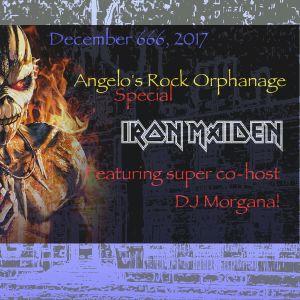Angelo's Rock Orphanage on ISCK Rock Radio's The Prog Files 2017-12-06