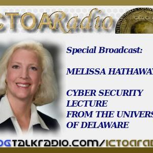 Weekend Edition: Melissa Hathaway on Cyber Security
