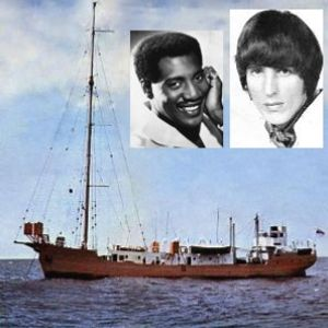 Radio Caroline South 259 MW =>> Johnnie Walker - Otis Redding Tribute <<= Friday 22nd December 1967