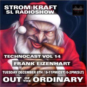 Frank Eizenhart Live @  Strom Kraft RadioShow Dec 6th