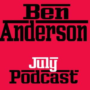 Ben Anderson - July 2012
