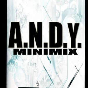 A.N.D.Y. Minimix. 1´st of 2013. Mixed by Pit. -------- Peace --------