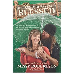 Guest:  Missy Robertson from Duck Dynasty