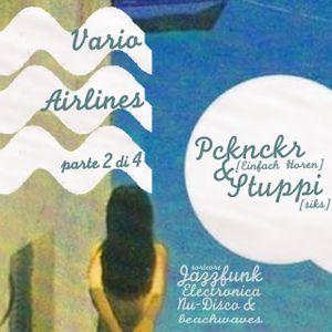 Vario Airlines P2: Pcknckr & Stuppi