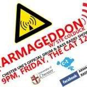 The Armageddon Radio Show - Fri 19th Nov 2010 (The CAT Radio)