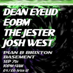 12/08/12 The Jester and EOBM - Isolater Show - Sub FM