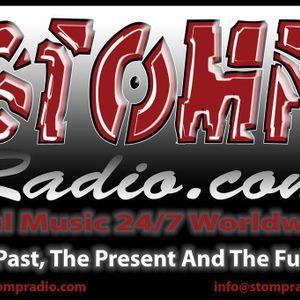 """Simon """"whistles"""" Ford on Stomp Radio 8th June 16"""