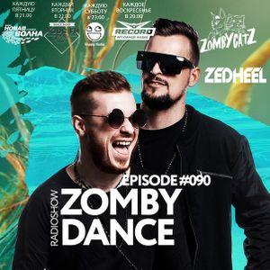 Zomby Dance Radio Show (Episode #090)
