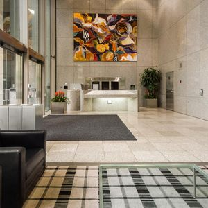 401 West Georgia - Derek Page & Steve Partrick, Oxford Properties,  Juan Monterrosa, MMM Group, Jess