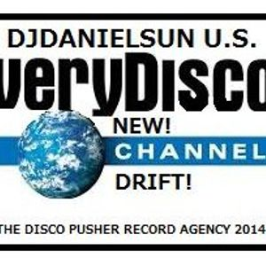 veryDisco W/ DJDANIELSUN as THE DISCO PUSHER