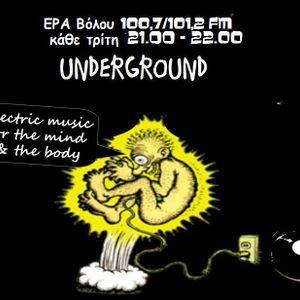 underground 24 january 2017