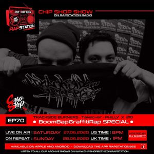 Ep 70 ft. The Trackside Burners The Chip Shop Show on Rapstation365
