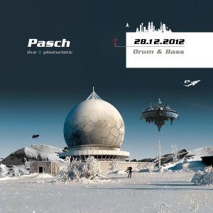 phuturistic LIVE - 28.12.2012 - PASCH (Nachtbeben / FFM)