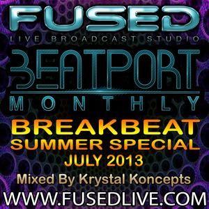 www.fusedlive.com 2 hour breakbeat special