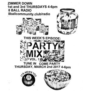 ZIMMER DOWN #21: PARTY MIX VOL. 1