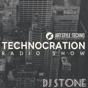 Technocration Radio Show in December Mix by DJ Stone (HUN)