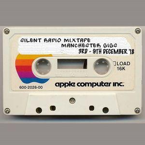 Silent Radio Gig Guide Mixtape 03/12/2018 - 09/12/2018