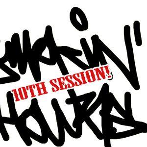 Smokin' Drumz Presents The Smokin' Hours Radio Show 10th Session with Blade & K.I.D