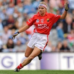 Cork Ladies Football Captain Amy O'Shea joins us.