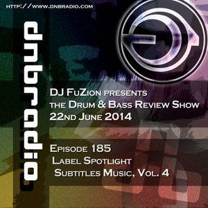 Ep. 185 - Label Spotlight on Subtitles Music, Vol. 4
