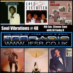 Soul Vibrations # 48 JFSR 04.01.2018