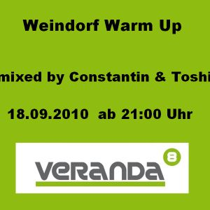Veranda 8/Weindorf 18.09.2010 Warm Up by Constantin & Toshi