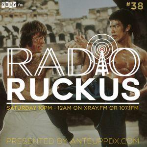 Radio Ruckus Vol. 38