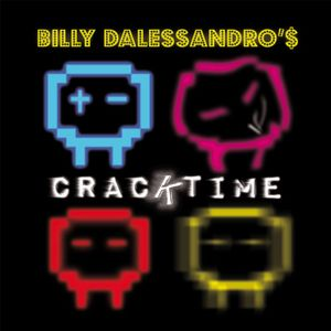 WE ARE SYNDICATE presents Cracktime by Billy Dalessandro