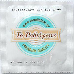 Antidrasex and the city #3.3 Empistosini