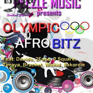 DJ PEE OLYMPIC AFRO BITZ