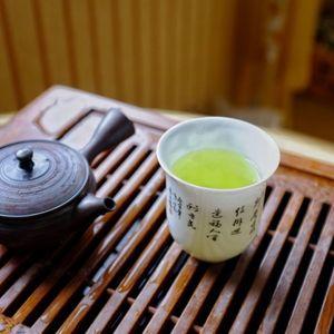 Dzeram tēju