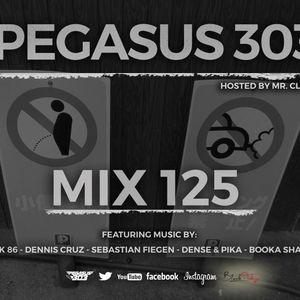 Pegasus 303 Mix 125 – Mr.Clean