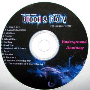 """Blood & Glory """"Kick Dat Shit"""" Improvised Mix"""